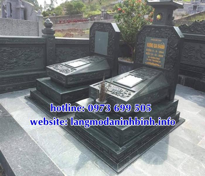 Địa chỉ bán các mẫu mộ bằng đá uy tín chất lượng giá rẻ nhất hiện nay
