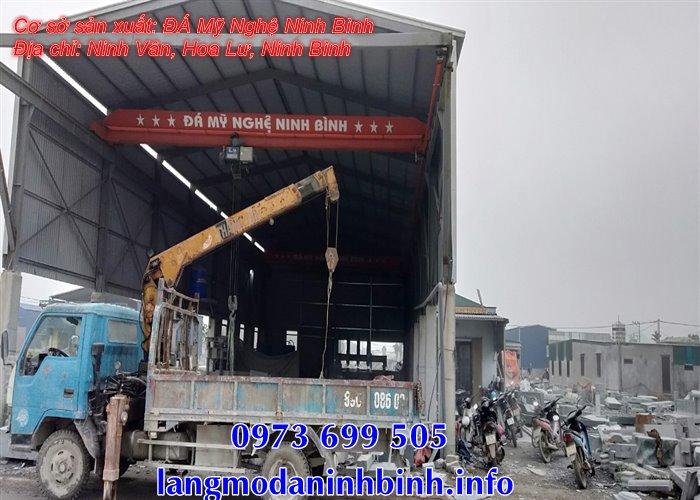 Giới thiệu Cơ sở chế tác Đá mỹ nghệ Ninh Bình - langmodaninhbinh.info
