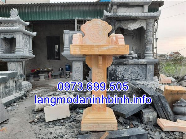 Lễ vật cây hương đá