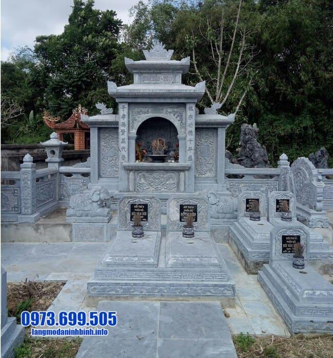 khu lăng mộ đá tại Quảng Nam đẹp nhất