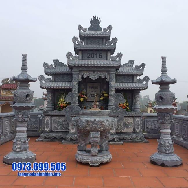 khu lăng mộ đá tại Quảng Nam đẹp
