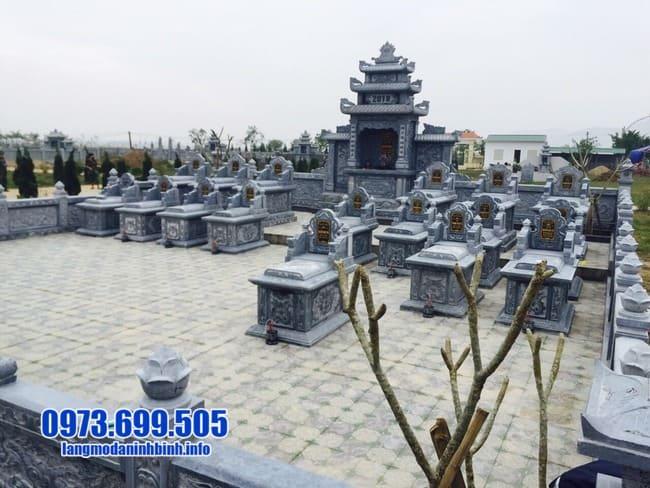 mẫu lăng mộ đẹp tại Quảng Nam