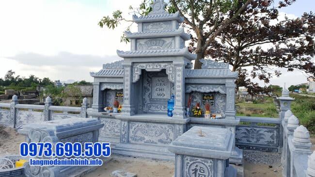 mẫu lăng mộ tại Quảng Nam