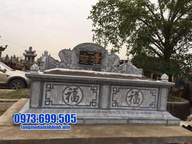 mộ đôi bằng đá đẹp tại Đà Nẵng