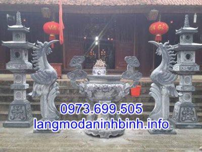 Những lễ vật tiến cúng vào đình chùa đền miếu phủ nhà thờ họ trong dịp đầu năm