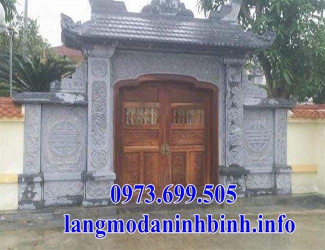 Địa chỉ bán các mẫu cổng tam quan đá, cổng đá đình chùa nhà thờ họ uy tín chất lượng giá rẻ nhất hiên nay