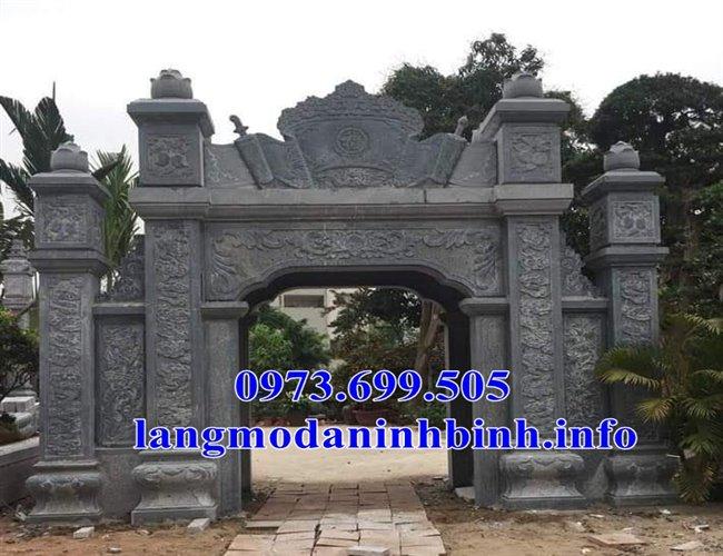 Mẫu cổng đá đẹp bán tạ Hà nội, báo giá các mẫu cổng bằng đá tại Hà Nội