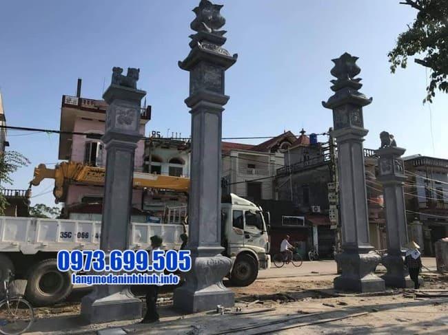 cổng đá tại Quảng Ninh