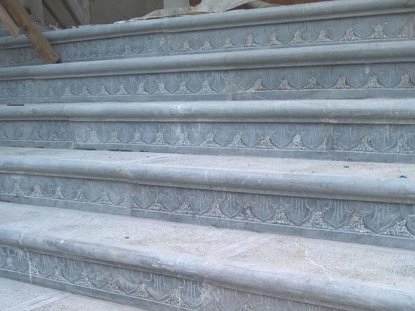 Mẫu bậc tam cấp đá Ninh Bình