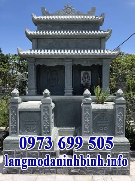 Mẫu mộ đôi đá ý nghĩa
