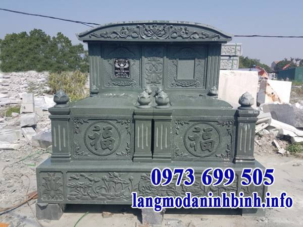 Ý nghĩa của mộ đôi bằng đá