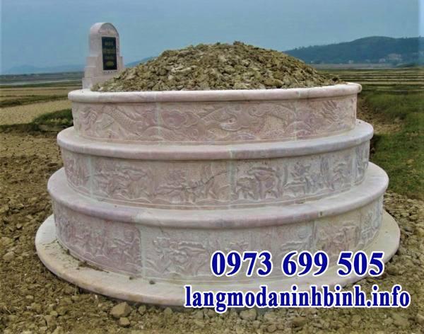 Ý nghĩa của mộ đá tròn